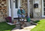 Brighstone Scarecrow Competion