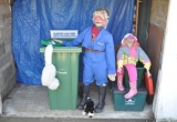 Brighstone Scarecrow Competion