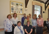 Brighstone WI Diamond Jubilee Needlework Project