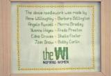 Brighstone WI Diamond Jubilee Needlework Project