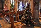2014 BRIGHSTONE CHRISTMAS TREE FESTIVAL - BRIGHSTONE CHURCH