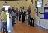 Consultation Event for Brighstone Parish Neighbourhood Plan Picture by Paul Bradley