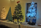 Trees at Brighstone Methodist Church