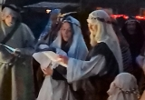 Brighstone Nativity Pageant - Picture by Norma Bradley