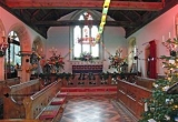 Brighstone Christmas Tree Festival 2010 – Photos by Sue Chorley and Mike Vallender
