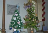 Brighstone Christmas Tree Festival 2010 – Photos by Sue Chorley and Mike Vallenderr