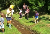 BROOK DUCK RACE