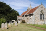 Brighstone Church by Paul Bradley
