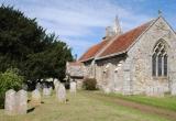 Brighstone Church by Paul Bradley