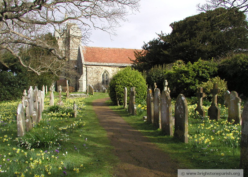 Brighstone Parish Church, Isle of Wight