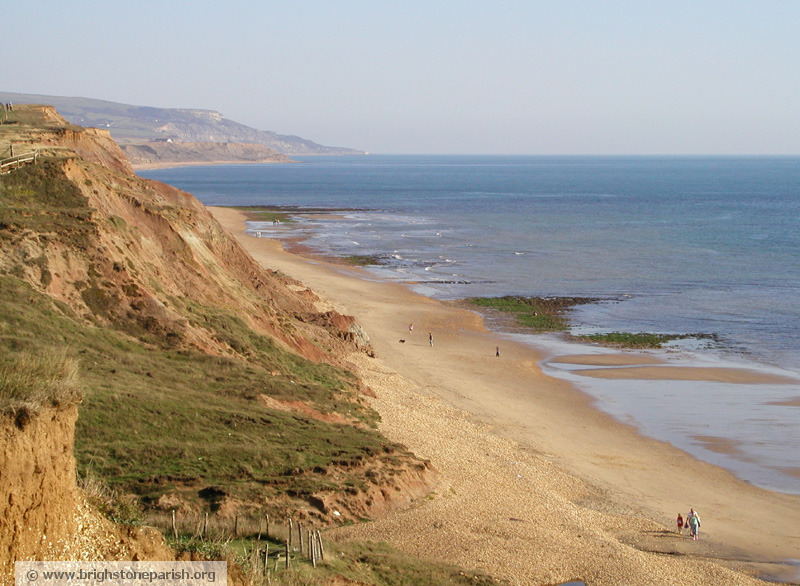 Brighstone Beach, Isle of Wight