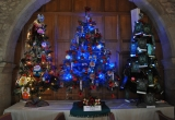 Brighstone Christmas Tree Festival by Paul Bradley