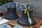 Two new bells for St Marys Church Brighstone