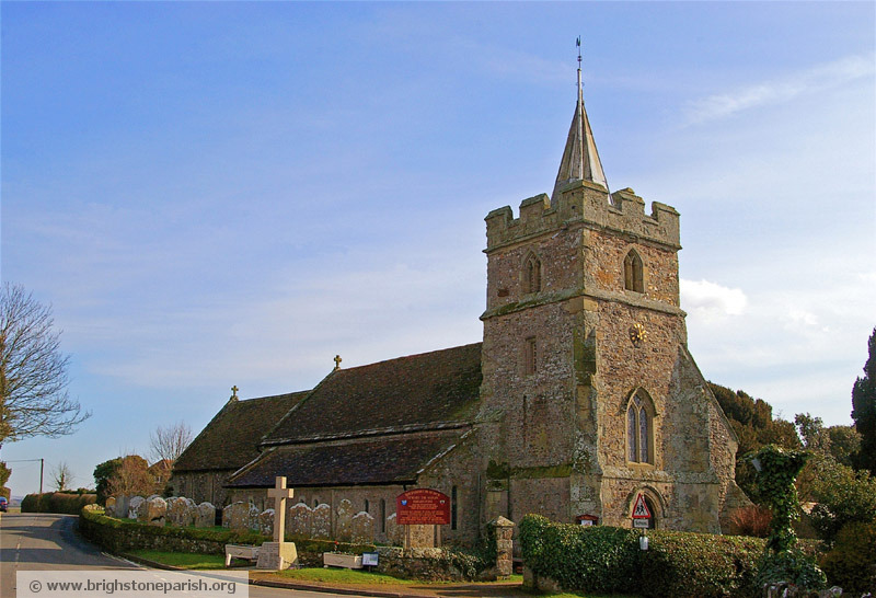 St Mary's Church Brighstone, Wight