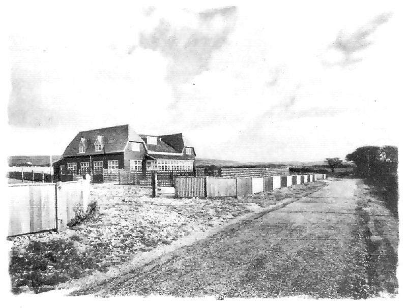Sea Breeze, 1930s, Brighstone, Military Road, Wight